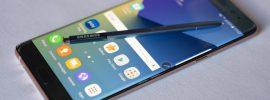 Galaxy Note 7: China blamiert sich in Bezug auf das Austausch-Programm