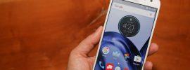 Moto Z Play: Nougat-Update verzögert sich auf März