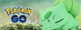 Pokémon Go: Vermehrte Pflanzen-Pokémon an diesem Wochenende