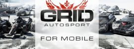 Grid Autosport: Mobile-Version kommt im Winter