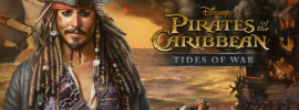 Pirates of the Caribbean – Tides of War: Neues Piratenspiel für unterwegs
