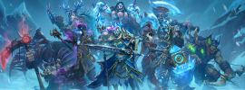 """Hearthstone: Blizzard kündigt """"Ritter des Frostthrons"""" an"""