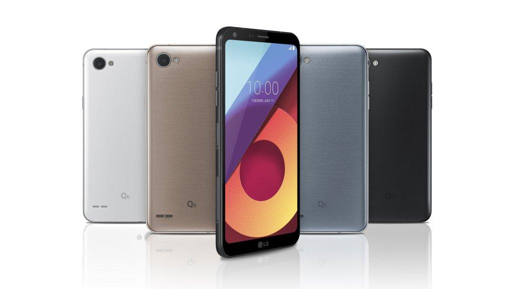 LG kündigt Deutschland-Start des Q6 an